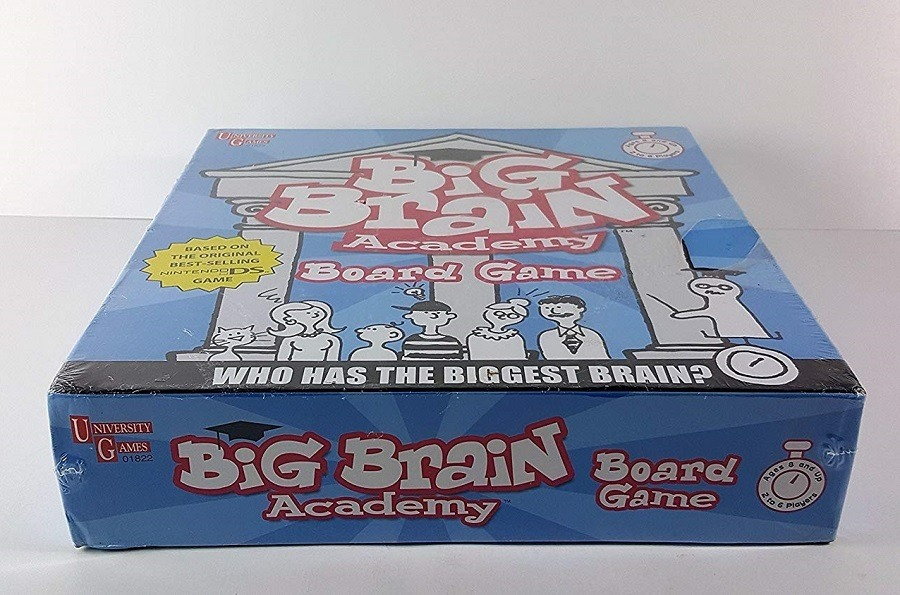 University Games Big Brain Academy Board Game Review