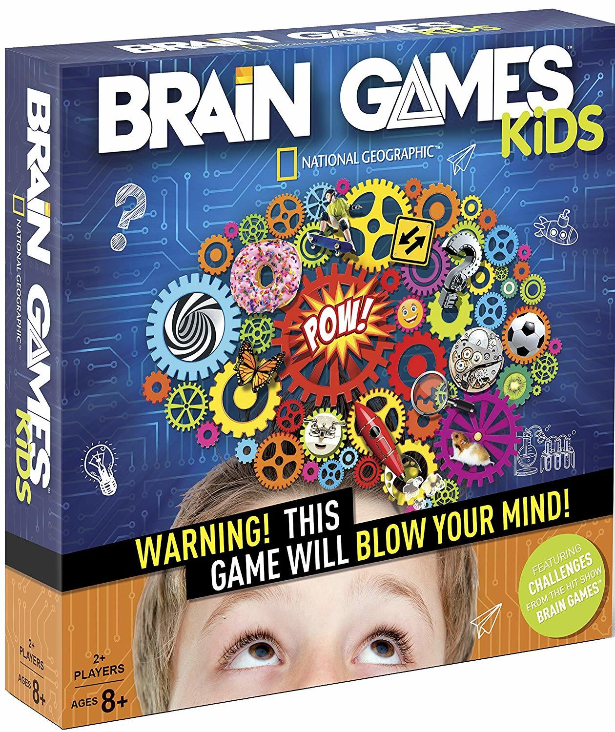 BRAIN GAMES KIDS Review