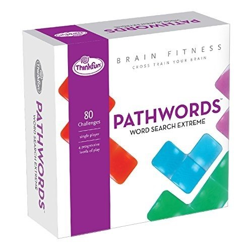 Think Fun Brain Fitness Pathwords Game