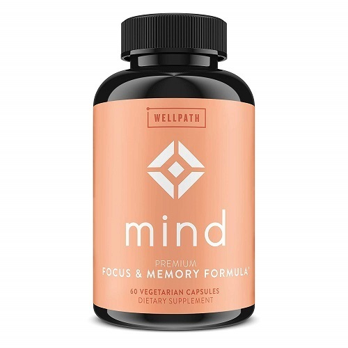 Mind Premium Brain Support Supplement