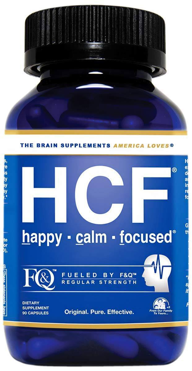 HCF Brain Supplements