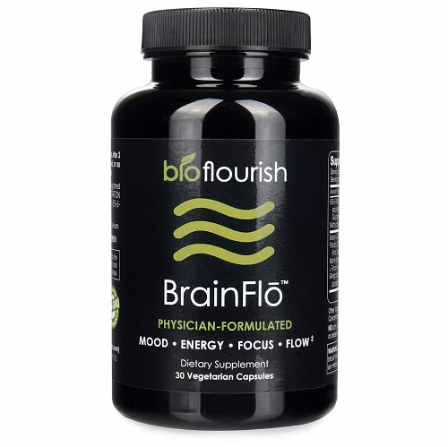 Nootropic Energy and Focus Brain Supplement