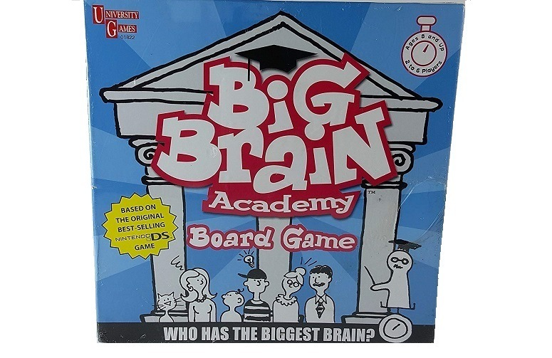 University Games Big Brain Academy Game