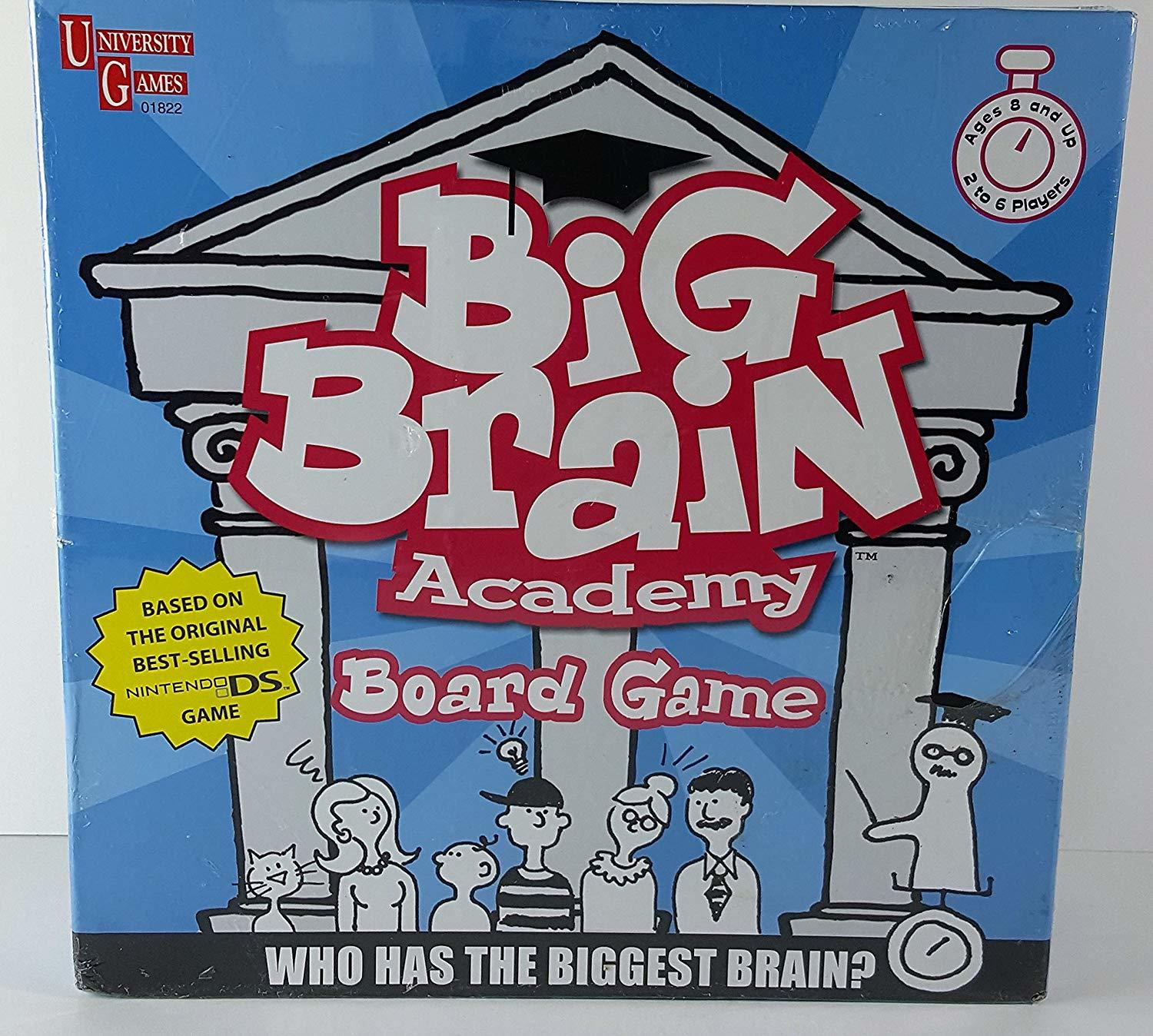 University Games Big Brain Academy Game Review
